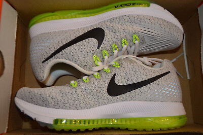 1de3e53a5f0e1 New Womens Nike Zoom All Out Low Running Shoes 878671-107 sz 5.5 White
