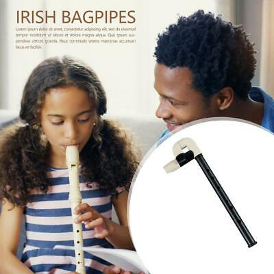 Irish Whistle Flute ABS 6 Holes Clarinet Musical Woowind Instrument for Beginner