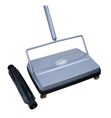 """Fuller Brush 17042 Electrostatic Sweeper with Additional Rubber Rotor-9"""" Cleanin"""