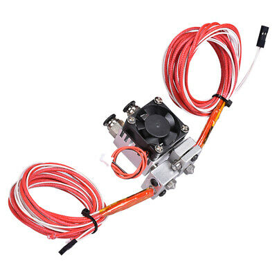 3D Chimera Hotend Kit Dual Color 2 In 2 Out Extruder Multi-Extrusion All Me E2R4