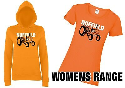 Nuffield Vintage Tractor WOMENS T-Shirt/Hoodie