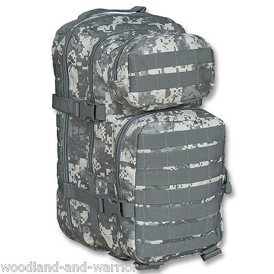 SAC A DOS 25 Litres MILTEC MFH ARMY US COOPER ASSAULT I RED ROUGE