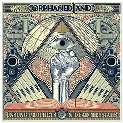 Orphaned Land - Unsung Prophets And Dead Messiahs  2 Cd New+