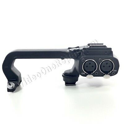 Canon XA10 Handle Top With XLR's D87-0110-000 Genuine Canon Works