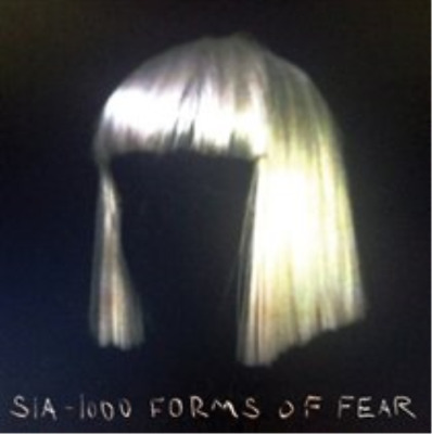 Sia-1000 Forms of Fear CD NEW