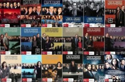 Law And Order SVU : Season 1 - 18 : NEW DVD