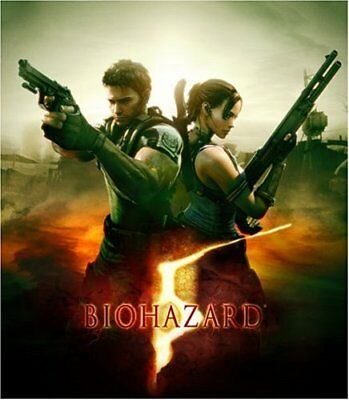 Biohazard Resident Evil 5 Deluxe Edition - Xbox 360 Japanese Version