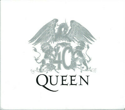Queen 40 Volume 2 limited collectors 10 CD box set NEW/SEALED
