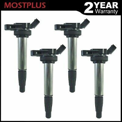 4x Ignition Coils For 2008-2013 Toyota Scion 2009-2013 Matrix 1.8L L4 UF596