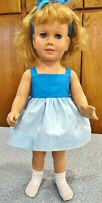 1959 Prototype Pre Patent Mattel Chatty Cathy All Original No String Unmarked #1