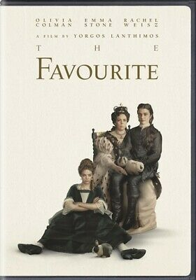 The Favourite (DVD,2018)