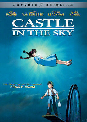 Castle In The Sky (DVD) Widescreen Brand New!