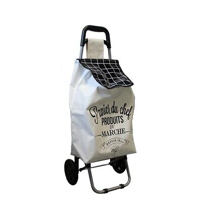 Chariot de shopping Welcome White - Multicolore - Autres