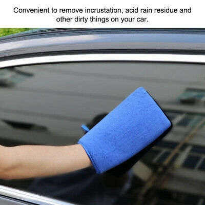1Pc Car Clay Mitt Glove for Detailing Polish Clay Bar Alternative Reusable