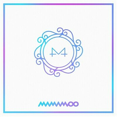 MAMAMOO - White Wind (9th Mini) CD+Photocard+Folded Poster+Free Gift+Tracking no