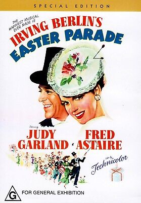 Easter Parade (1948) DVD Special Edition Fred Astaire-Judy Garland-Peter Lawford