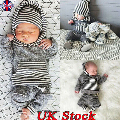 56f8cc812 INDOOR OUTDOOR INFANT Baby Clothes Set Spring Fall Newborn Boy Girl ...