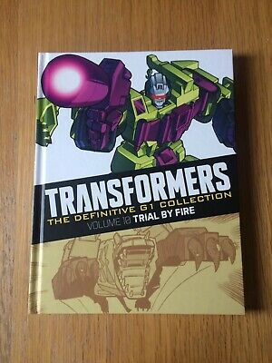 Transformers The Definitive G1 Collection - Volume 10 - Trail By Fire