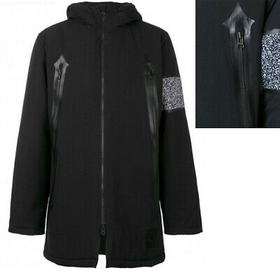huge selection of d1f1b cc4ce Puma X Trapstar Zip Up Mens Hooded Black Team Winter Parka Jacket 571823 01  P2