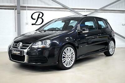 2007 '07 Vw Golf R32 3.2 V6 - 2 Owners - Sunroof - Leather - Great Spec - Fsh