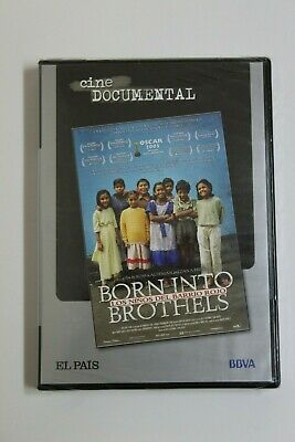 Documental BORN INTO BROTHELS  Dvd Original Precintado. V.O Castellano e Ingles