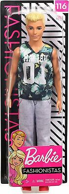 Barbie Fashionistas Ken Doll - Game Sunday #116 - Brand New