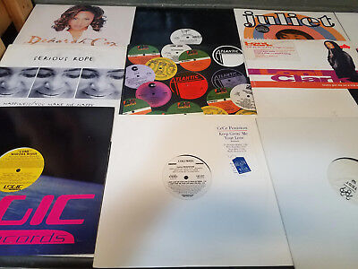 "House (Garage/Vocal) - Lot of 30 12"" Singles 1990's Club DJ Vinyl Records Dance"