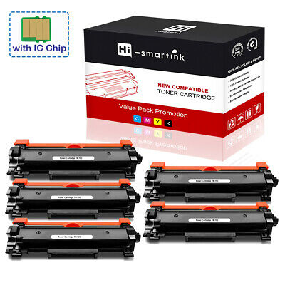 5 XXL TN730 TN760 Toner with Chip for Brother DCP-L2550DW MFC-L2730DW HL-L2395DW