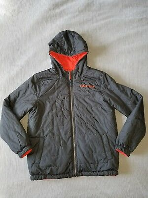 8c4fa710a NAUTICA AUSTIN BUBBLE Jacket -  23.89