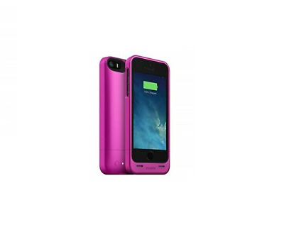 Mophie Juice Pack Helium iPhone 5 iPhone 5s iPhone SE Hard Charger Case - Plum