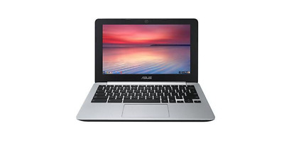 ASUS Chromebook C200 Intel Celeron 2.16GHz 2GB 16GB SSD Wifi HDMI Tested Works