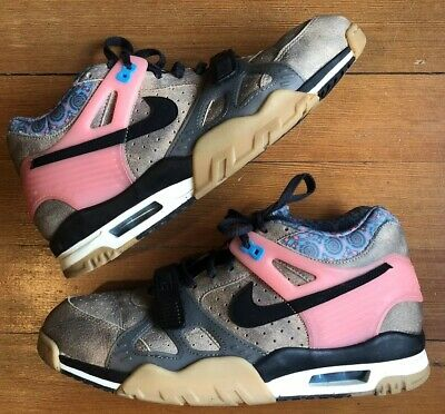 quality design 42808 0f513 Nike Air Trainer 3 Super Bowl QS 2014 Bo Jackson (709989-201) Shoes