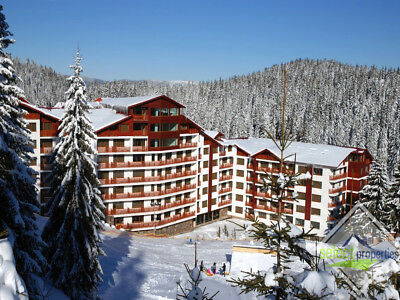 1-Bed Apartment / Ski Property For Sale In Pamporovo Ski Resort, Bulgaria.