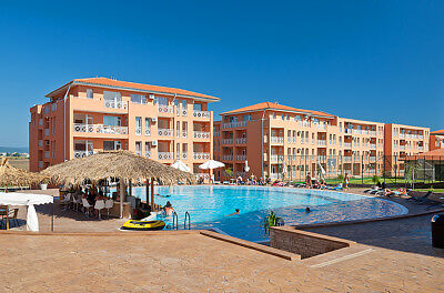 Furnished And Equipped Studio Apartment For Sale In Sunny Beach Resort, Bulgaria