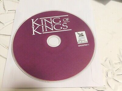 Readers Digest King Of Kings DVD Disc Only 52-243