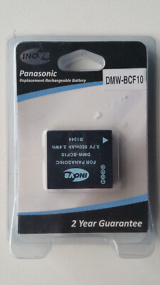 Inov8 Replacement Rechargeable Battery Panasonic DMW-BCF10