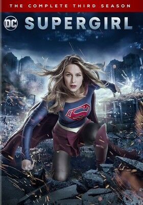 Supergirl: The Complete Third Season (DVD,2018)