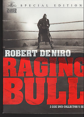 Raging Bull 2-disc Special Edition Collectors Set
