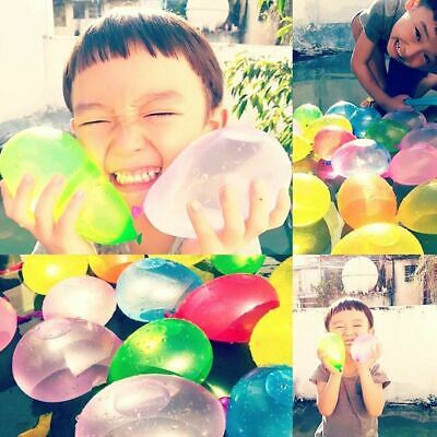 Water Balloons Refill Package Summer Outdoor Bombs Novelty Gag Toys For Children