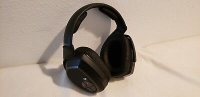 7a46cf65359 SENNHEISER HDR 175 Headphones Headset for RS 175 System - Black ...