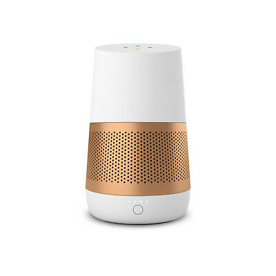 Ninety7 Loft Portable Battery Base for Google Home - Copper