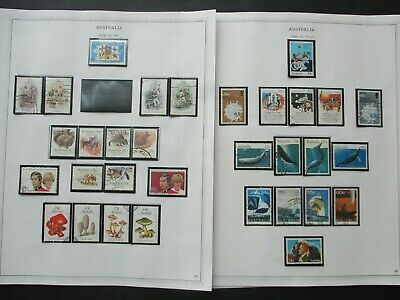 ESTATE: Australian Collection on Pages - Must Have!! Great Value (P1331)
