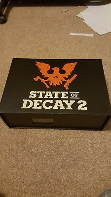 State of decay 2 xbox one COLLECTORS edition vgc Xbox