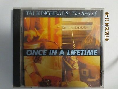 The Best of Talking Heads - Once in a Lifetime - CD