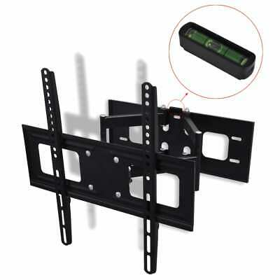 "New TV Wall Mount Swivel&Tilt Bracket 3D 32"" - 55"" LED/LCD/Plasma VESA 400x400mm"