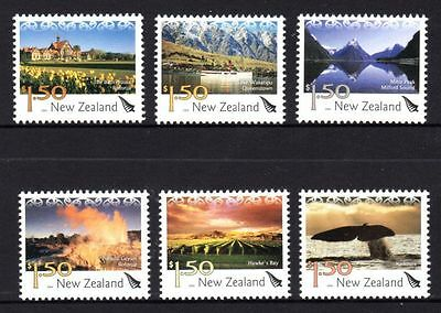 New Zealand 2004 Tourism MNH whale