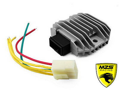 MZS Voltage Rectifier Regulator For Yamaha YZF R6S 2003-2009 YZF R6 2003-2005