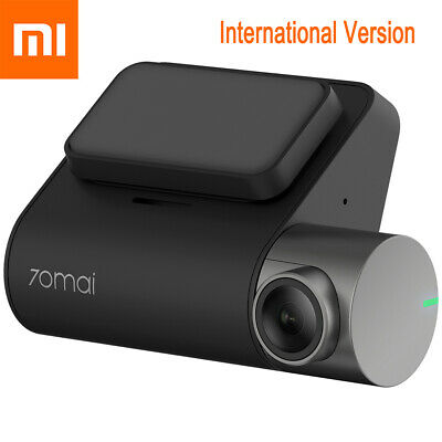 Xiaomi 70mai WiFi Car Dash Cam 140°HD 1944P 5MP Dash Cam FOV Auto Video Recorder