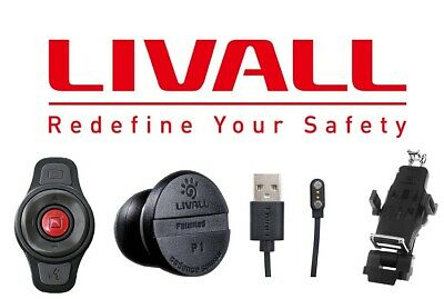 LIVALL Accessories Replacements Spares Charger Cadence Phone Mount BR80 Remote
