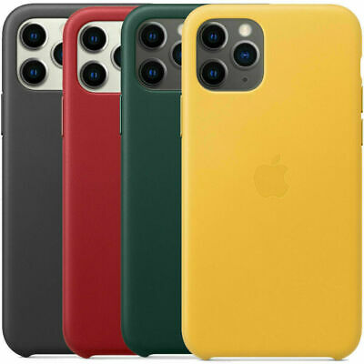 COVER CASE CUSTODIA PELLE per APPLE IPHONE 6 6S 8 8 PLUS 7 10 XR XS XS MAX VETRO